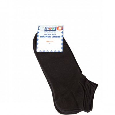clova trainer socks black