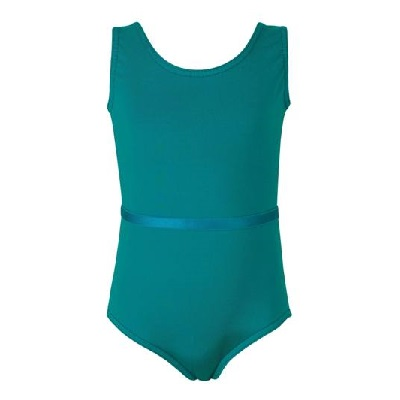 Aimee ballet dance Leotard Girls with matching belt