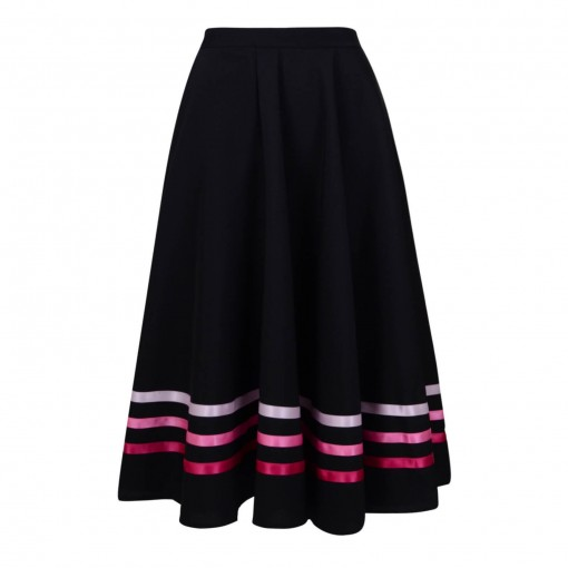 CHARACTER SKIRT, Bright Ribbons