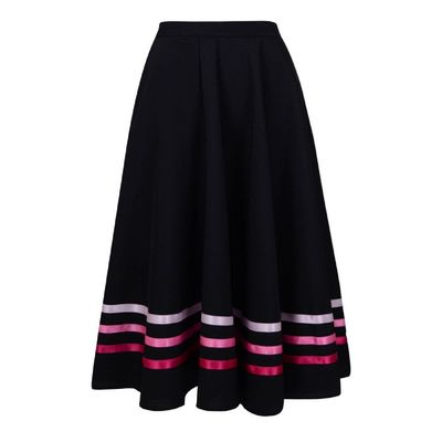 CHARACTER SKIRT, Pink Ribbons (Womens) (1)