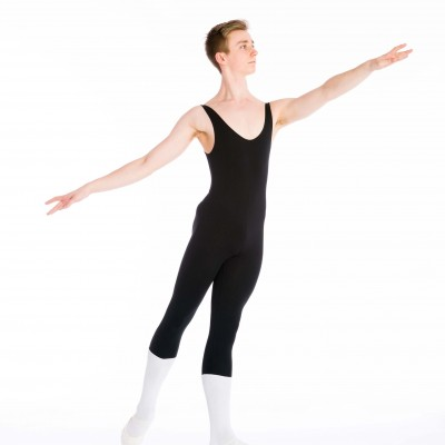 polycotton full length catsuit dance ballet