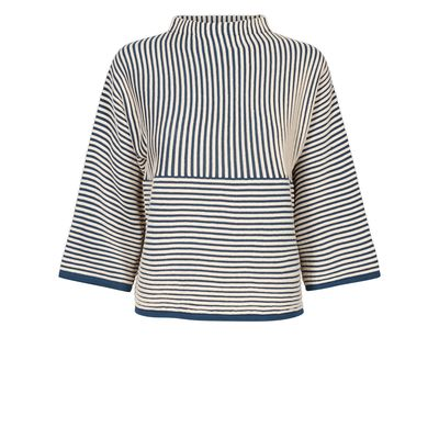 Stripe Box Top