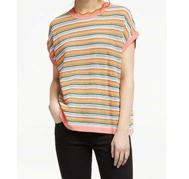 numph stripe top