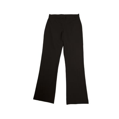 Black girls school uniform trousers
