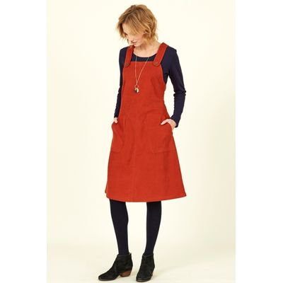 Pinafore Dress Nomads
