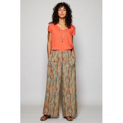 Nomads wide leg trousers a