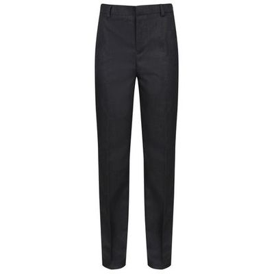 GREY Junior boys slimfit trousers