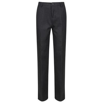 GREY Junior classic trousers