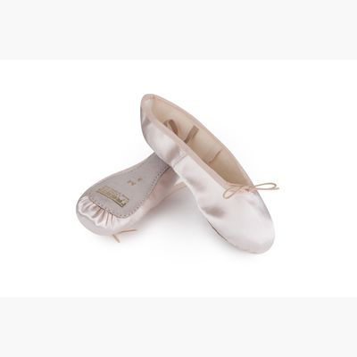 AN5A3125 Satin Ballet Shoes Pink_1