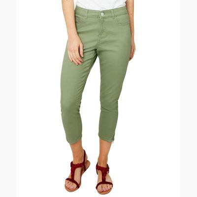 JB cropped trousers